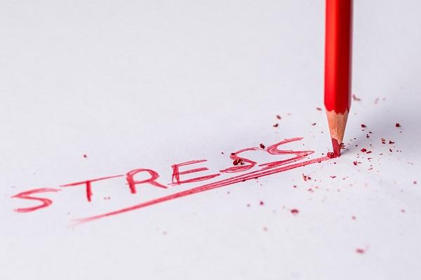 Werkstres verminderen