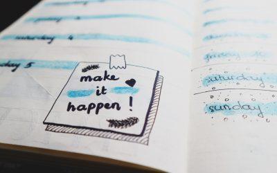 Goede voornemens volhouden: 5 tips